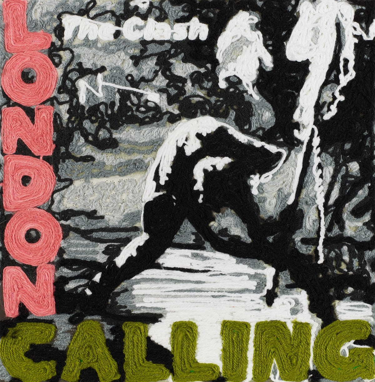 Stephen Wilson, London Calling, The Clash , 2019