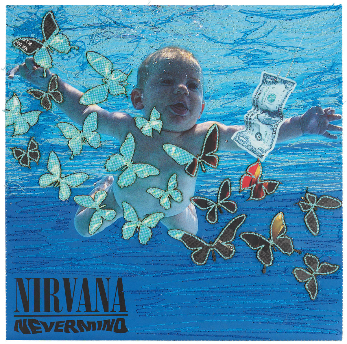 Stephen Wilson, Nevermind, Nirvana , 2019