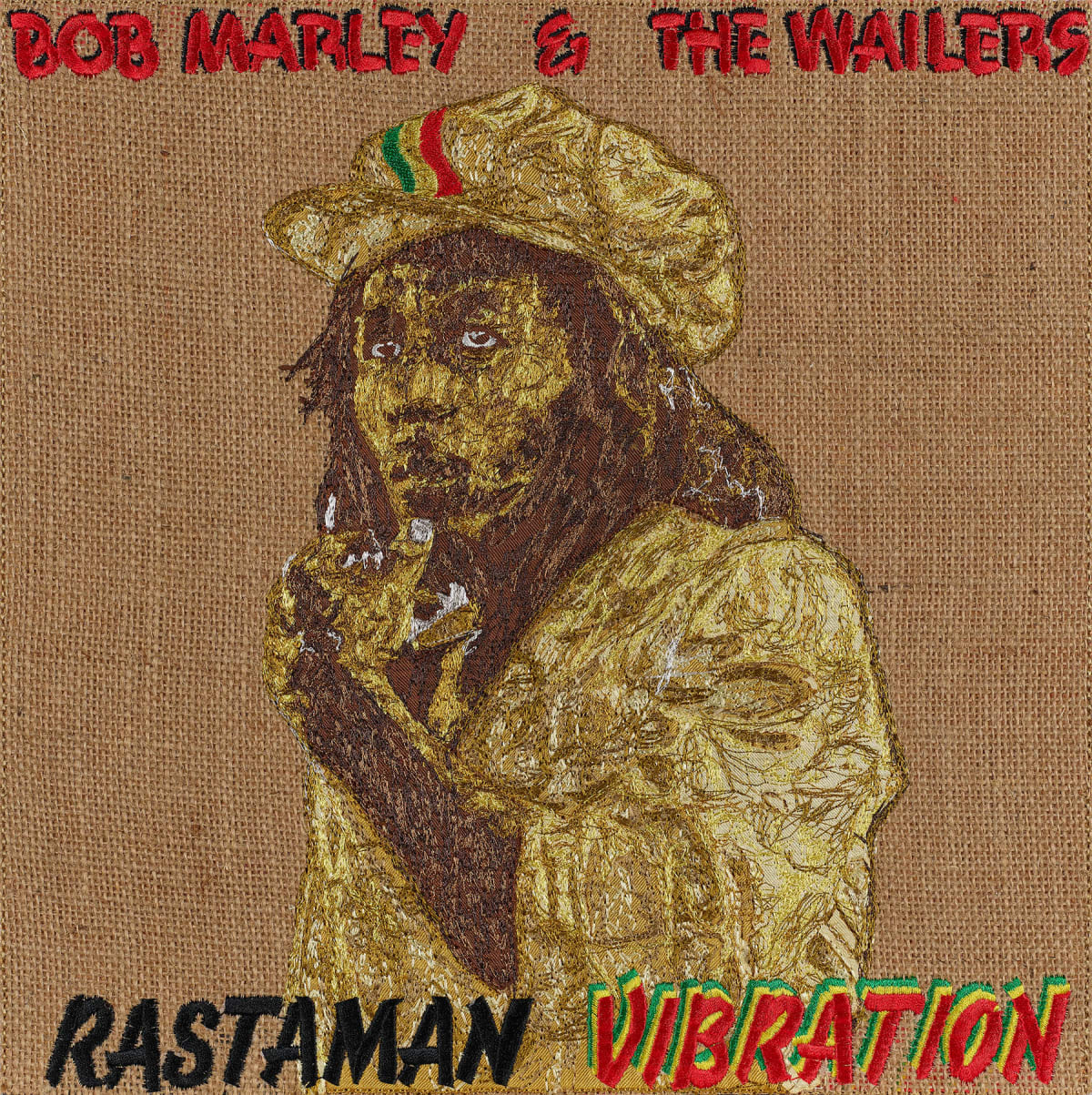 Stephen Wilson, Rastaman Vibration, Bob Marley & the Wailers, 2019