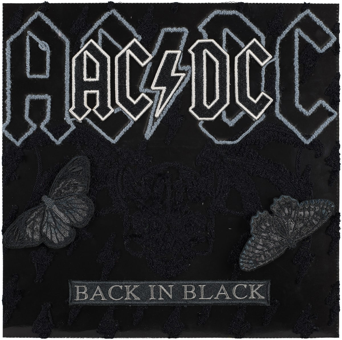 Stephen Wilson, Back in Black, AC/DC , 2019