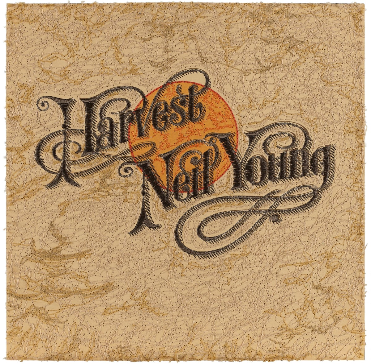 Stephen Wilson, Harvest, Neil Young , 2019