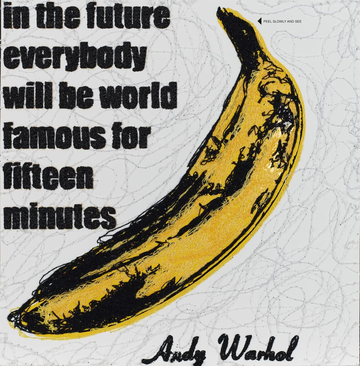 Stephen Wilson, 15 Minutes, Velvet Underground , 2019