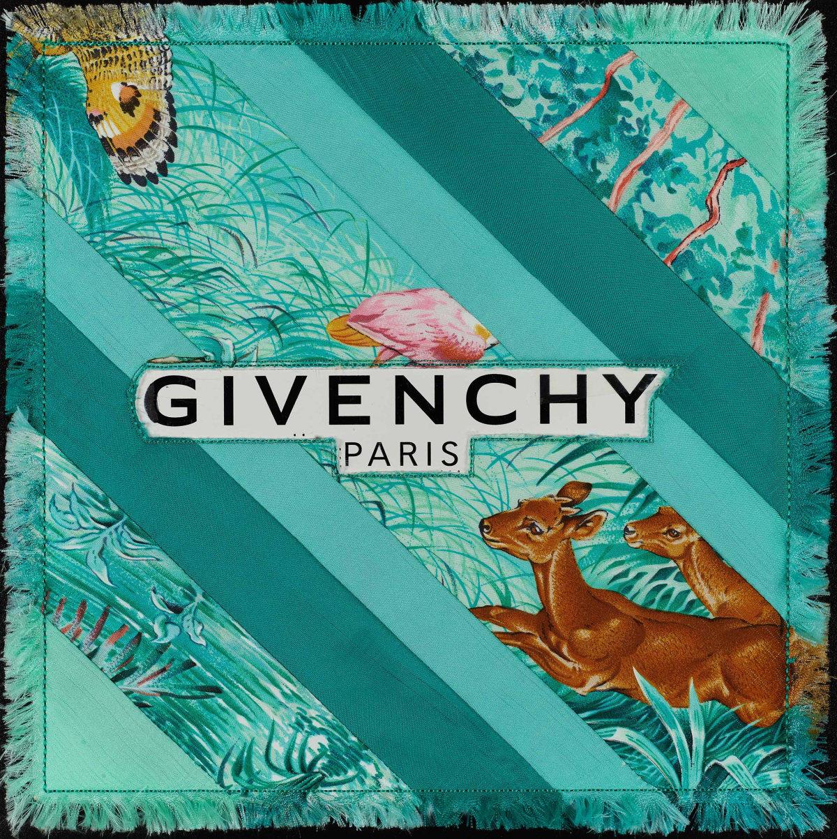 Stephen Wilson, Givenchy Fauna, 2019