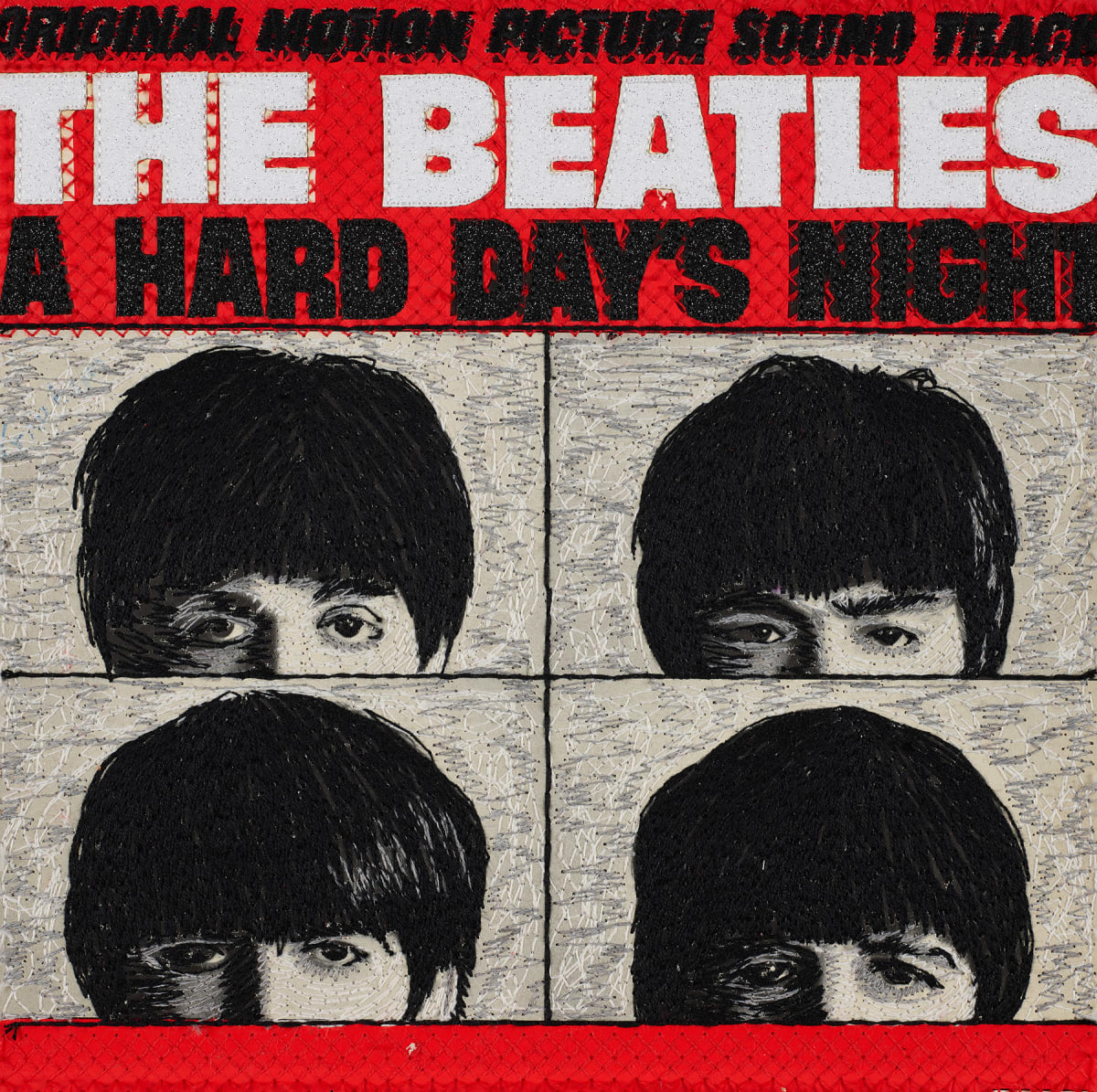 Stephen Wilson, A Hard Day's Night, The Beatles, 2019
