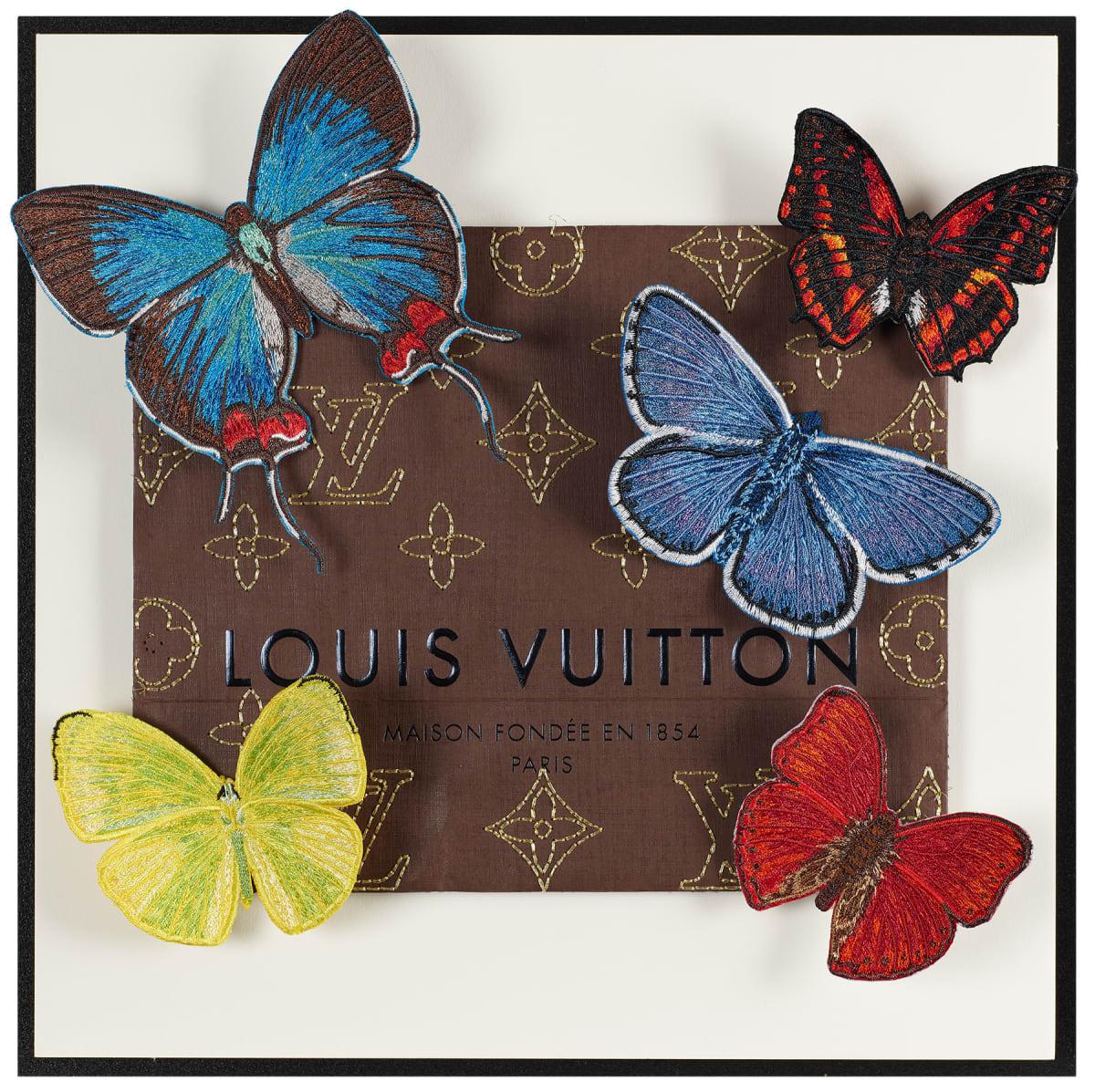 Stephen Wilson, Louis Vuitton Congregation V, 2020