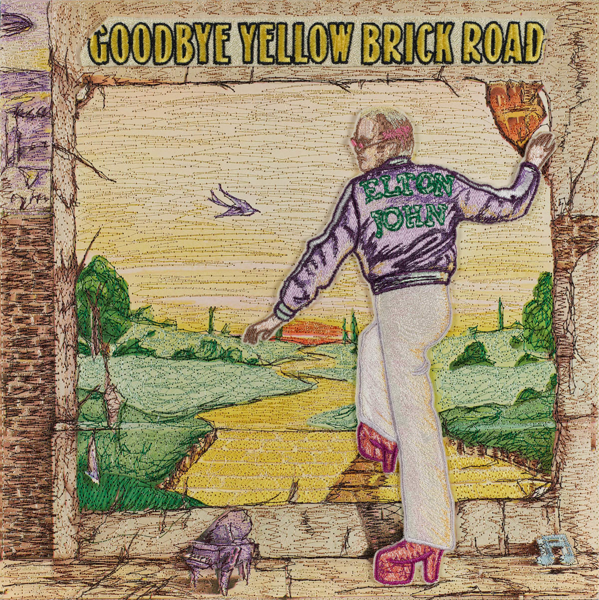 Stephen Wilson, Goodbye Yellow Brick Road, Elton John , 2019