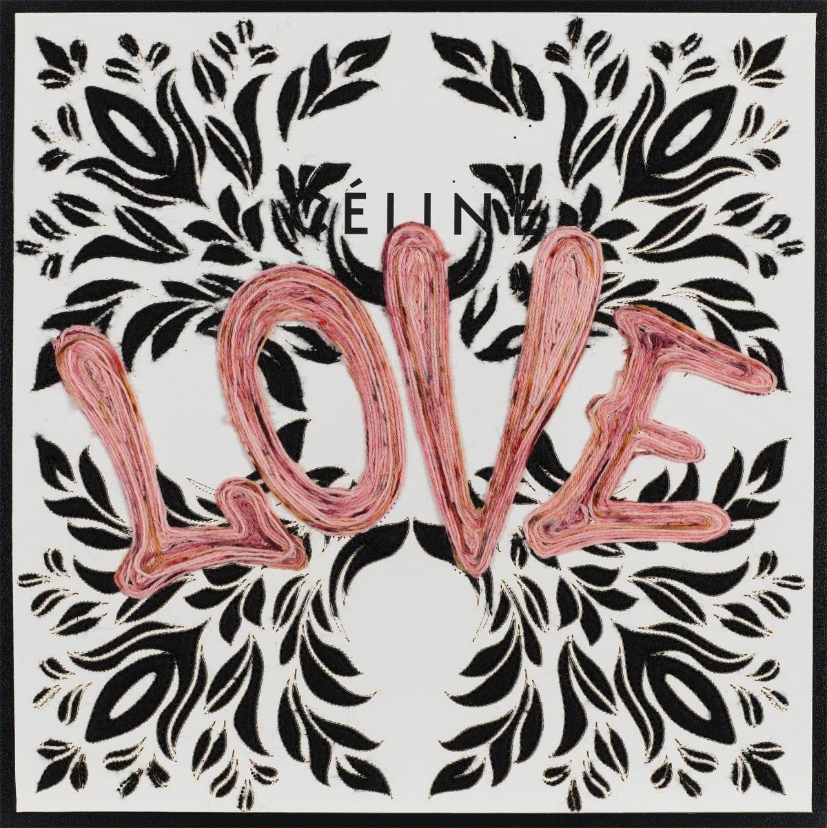 Stephen Wilson, Celine Love , 2019