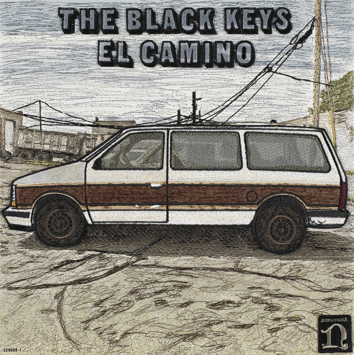Stephen Wilson, El Camino, The Black Keys , 2019