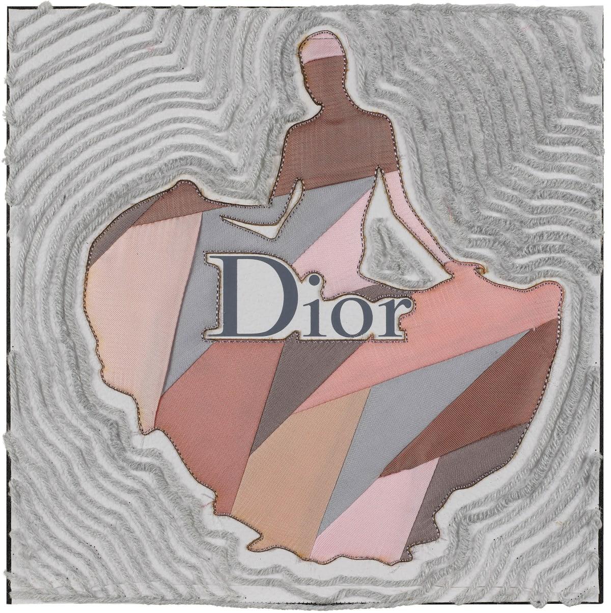 Stephen Wilson, Dior Dancer (Blush), 2019