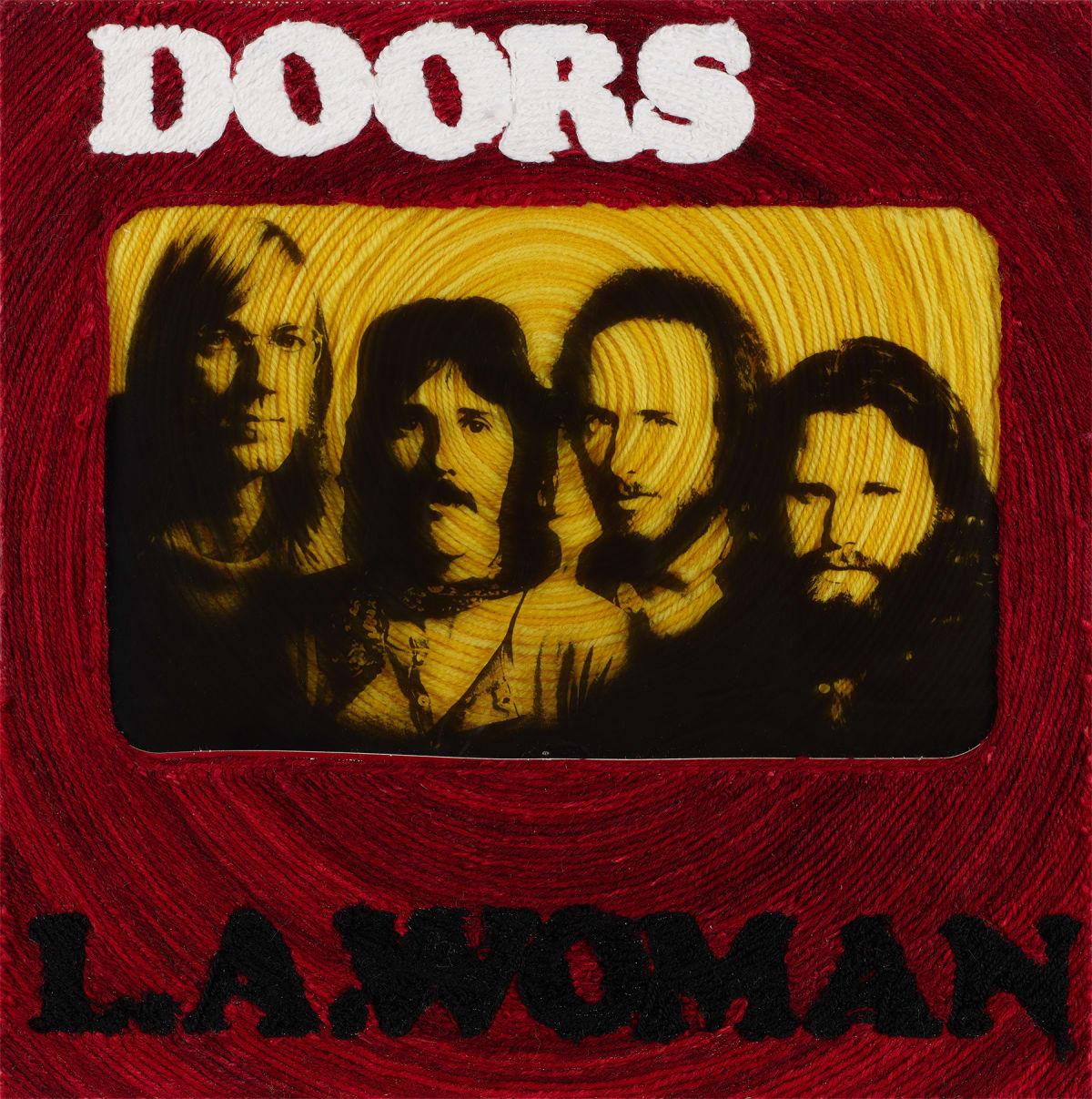Stephen Wilson, L.A. Woman, The Doors, 2020