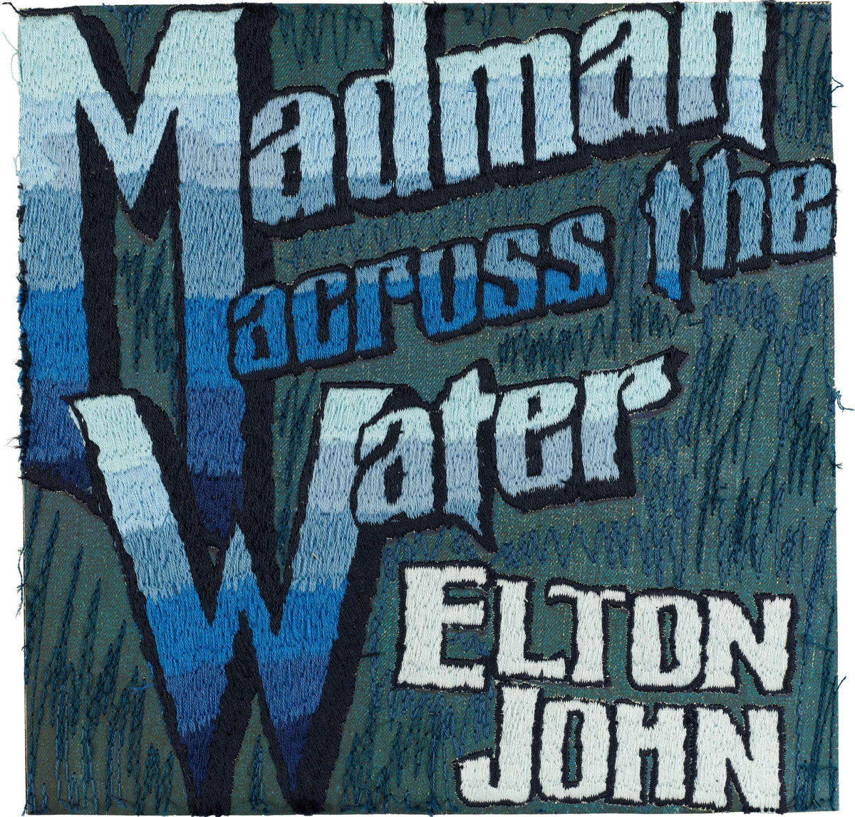 Stephen Wilson, Madman Across the Water, Elton John , 2019