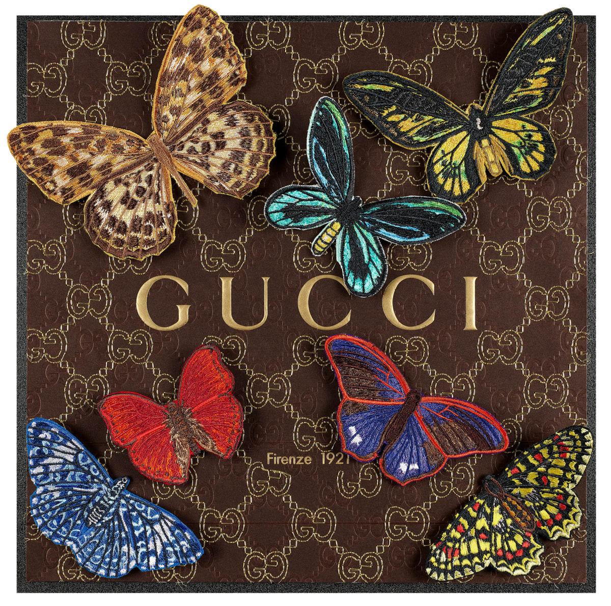 Stephen Wilson, Gucci Gathering III, 2020