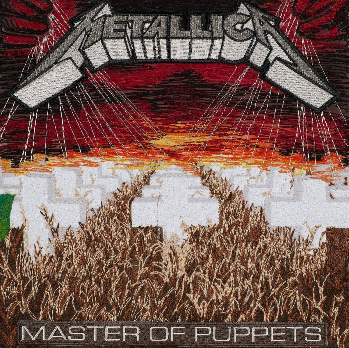 Stephen Wilson, Master of Puppets, Metallica, 2019