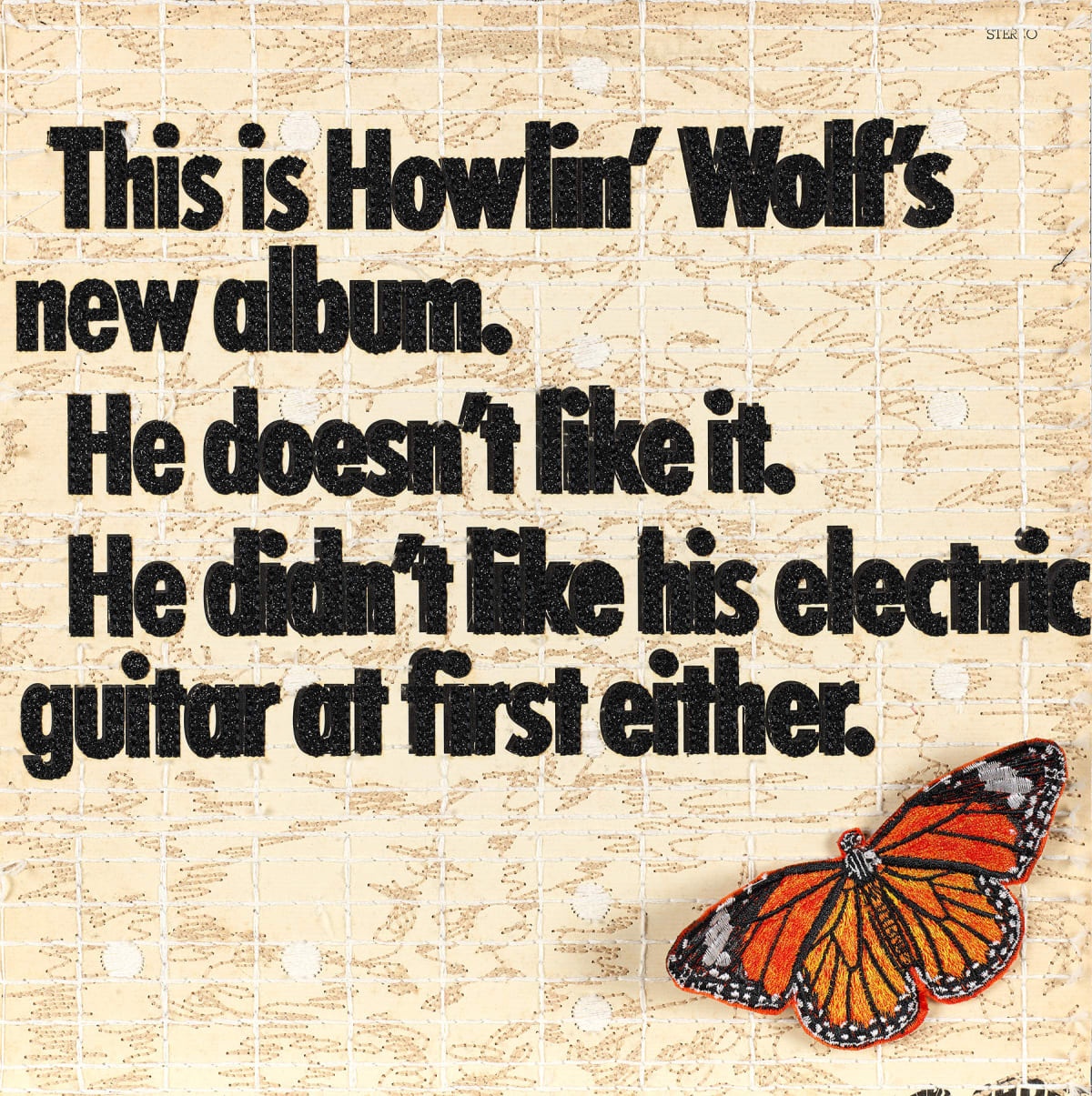 stephen wilson, This is Howlin' Wolf's New Album, 2019