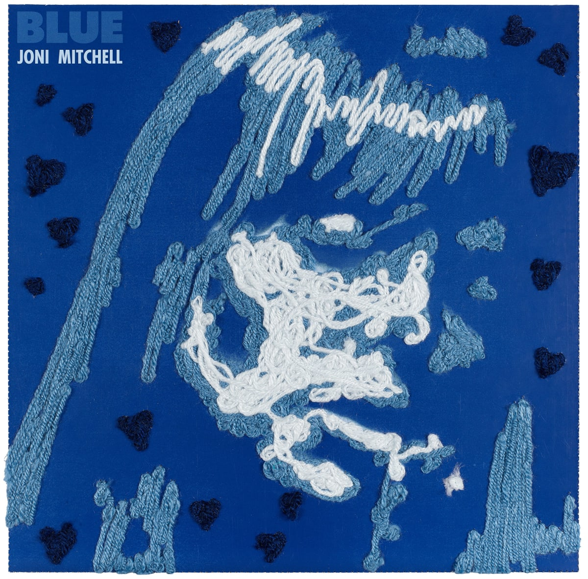 Stephen Wilson, Blue, Joni Mitchell , 2019