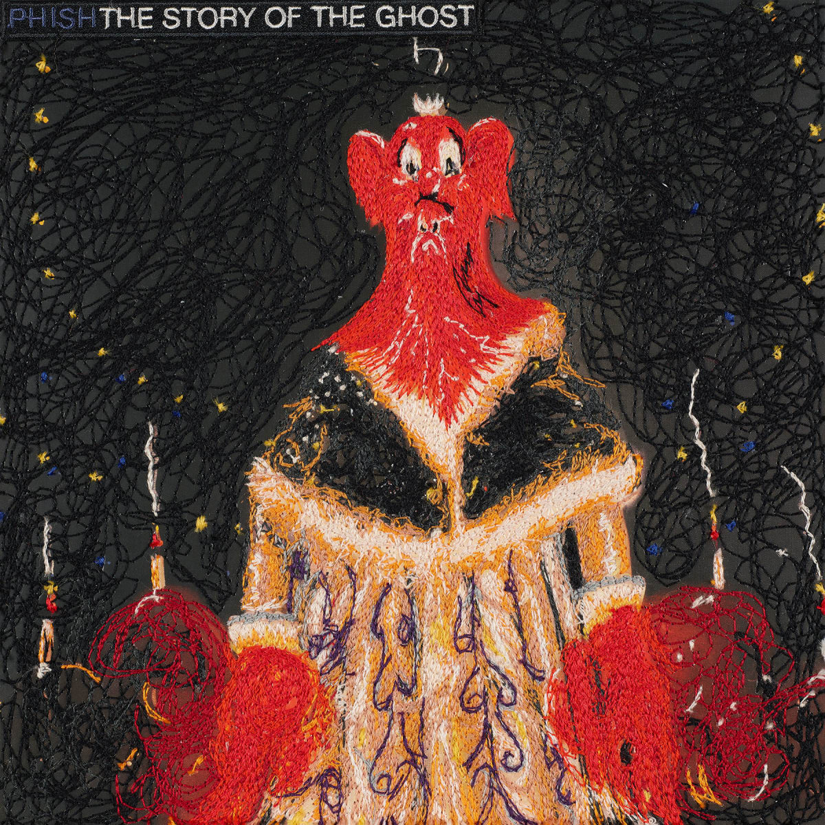 Stephen Wilson, The Story of the Ghost, Phish, 2019