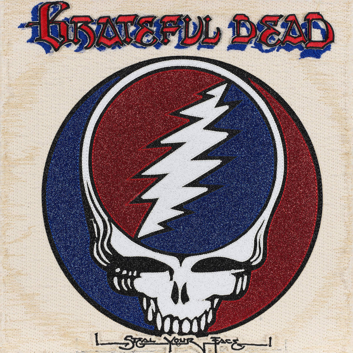 Stephen Wilson, Steal Your Face, The Grateful Dead, 2019