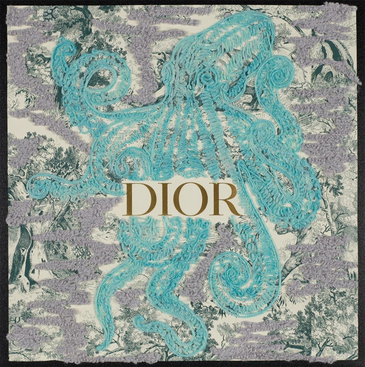 Stephen Wilson, Dior Giant , 2019