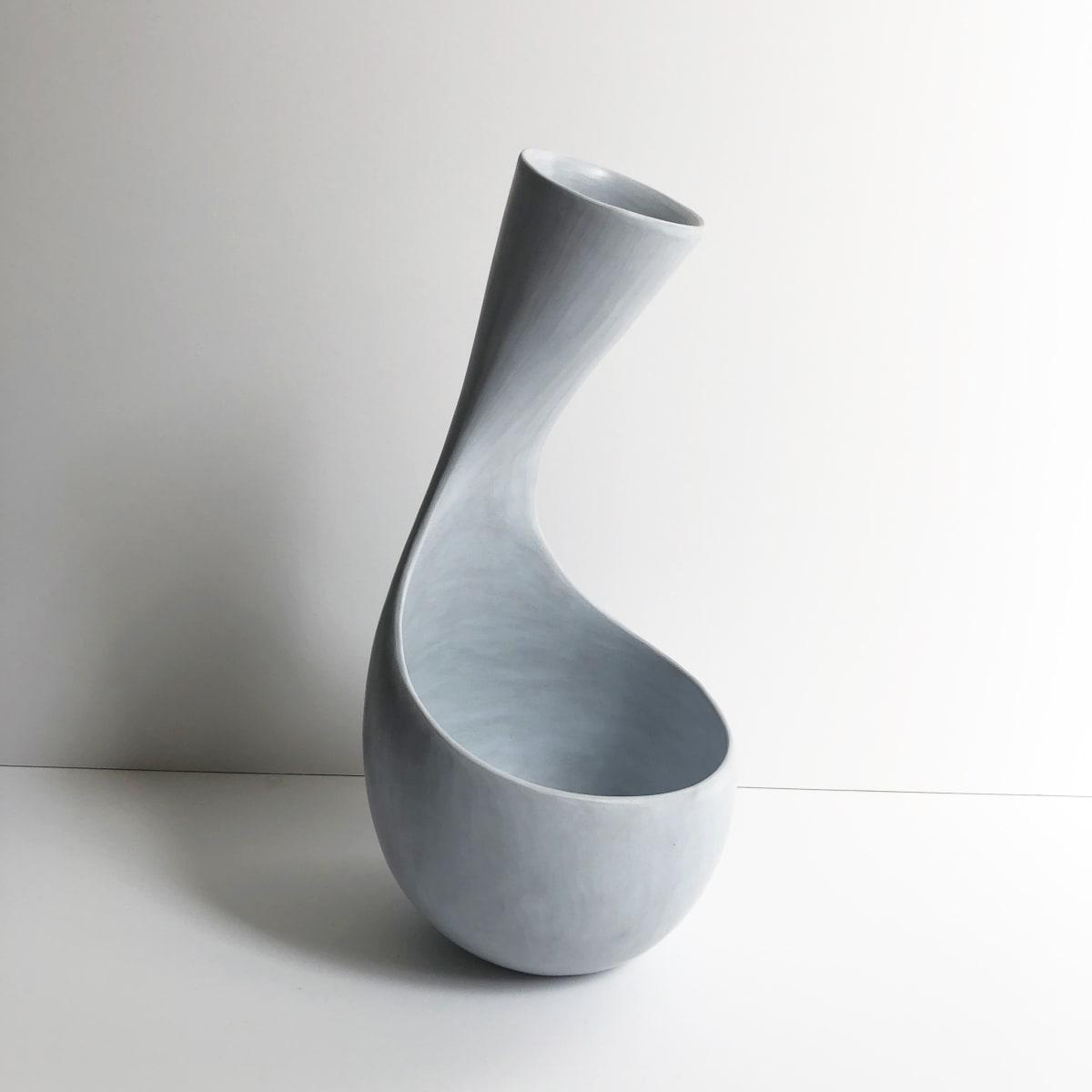 Tina Vlassopulos, Blue Curve Vessel