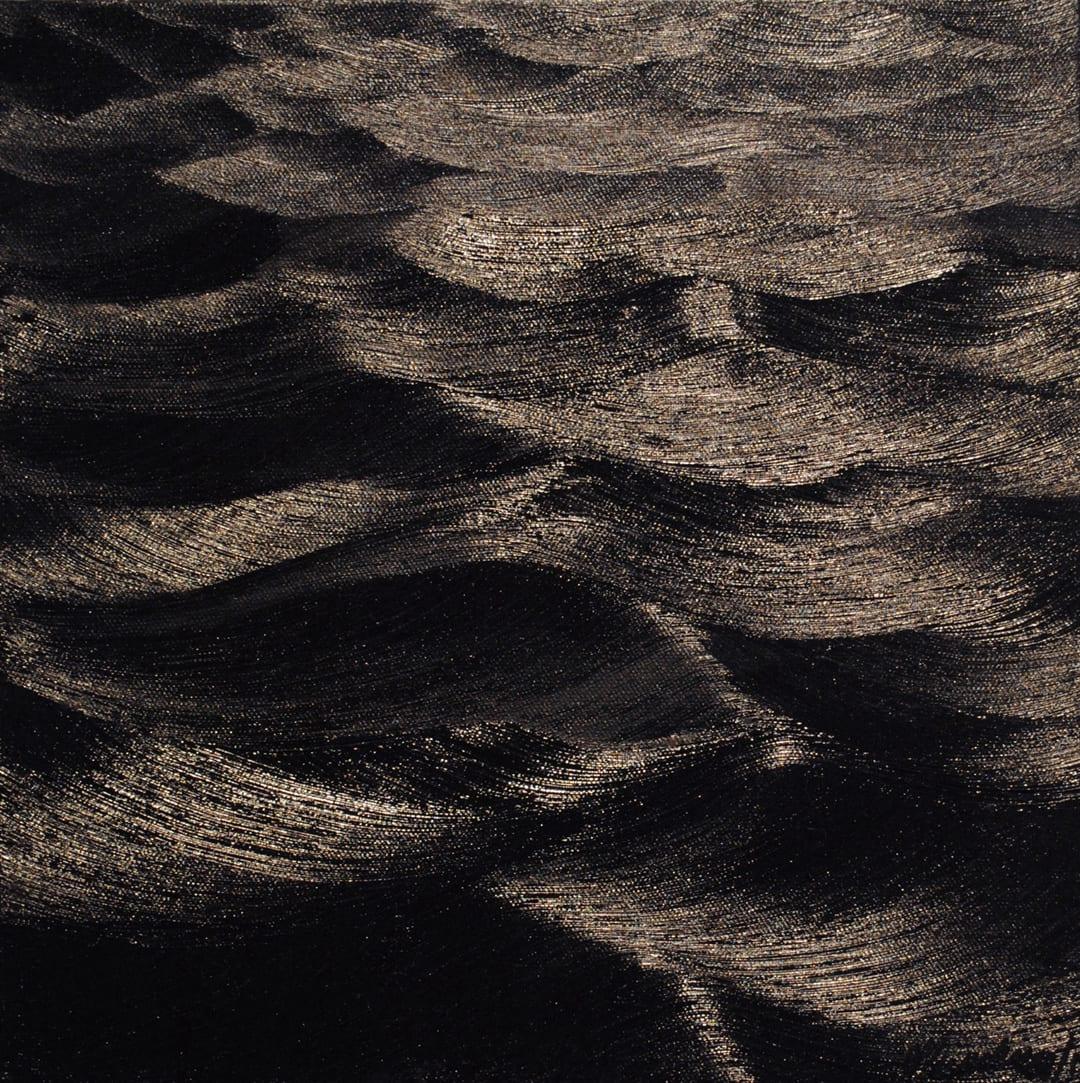 Karen Gunderson, The Following Seas, 2015