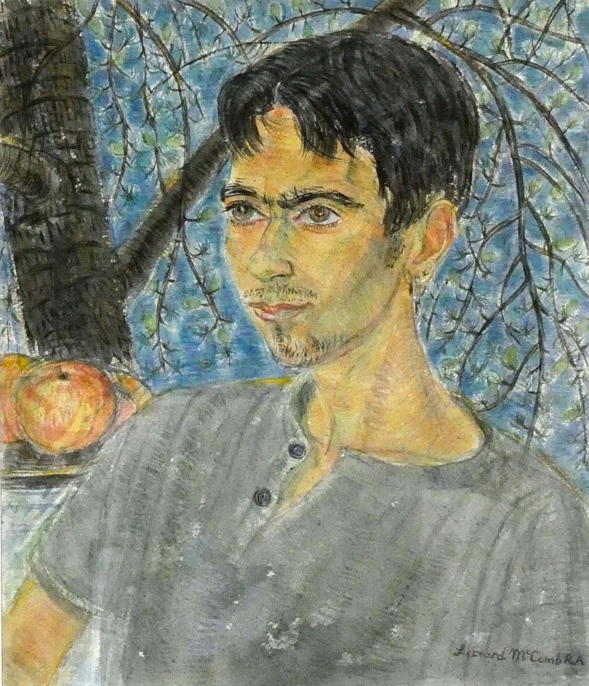Leonard McComb, Portrait of Leonardo Ceraglio, 1997