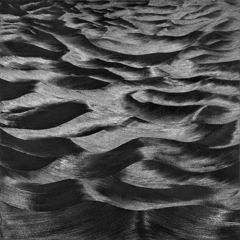 Karen Gunderson, Waves off Wellfleet, 2013