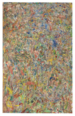 Milton Resnick, Untitled, 1962