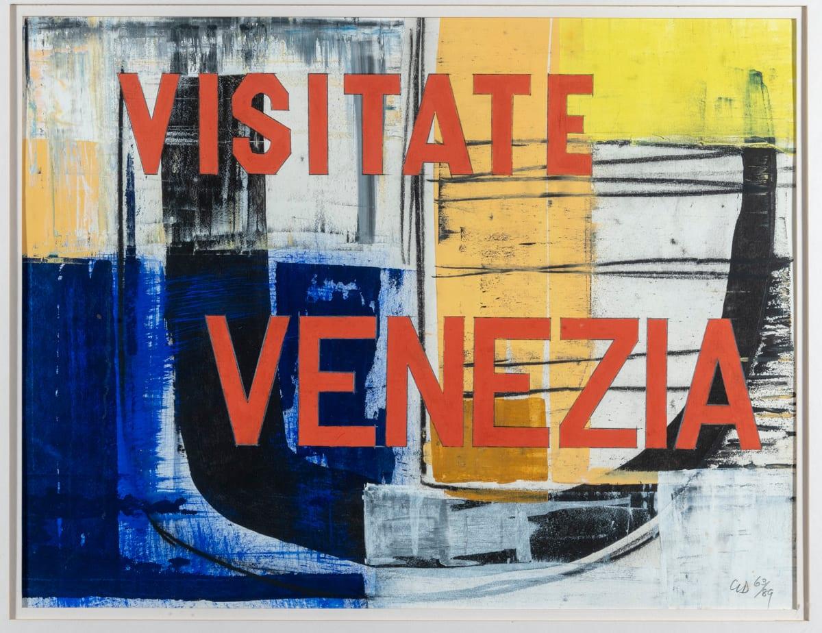 George Dannatt, Visitate Venezia, 1989
