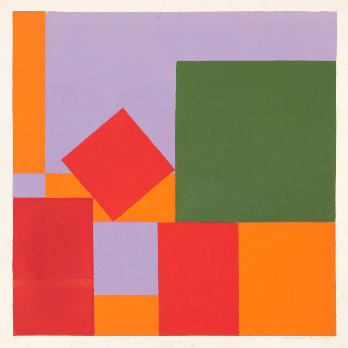 Wilhelmina Barns-Graham, Untitled, 1969