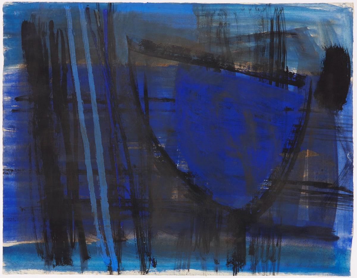 Wilhelmina Barns-Graham, Underwater No.1 (Fort Winifred N), 1958