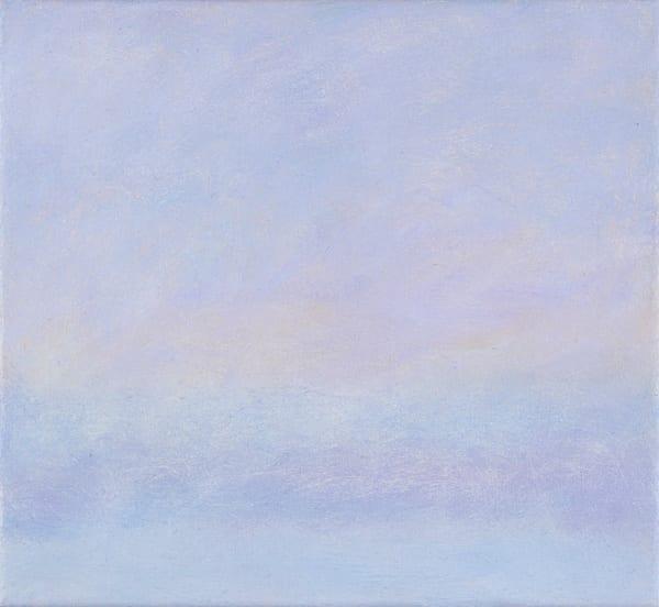 Jon Schueler, Blue Sky Study, 1974