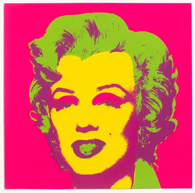 Andy Warhol, Marilyn Monroe, 1967