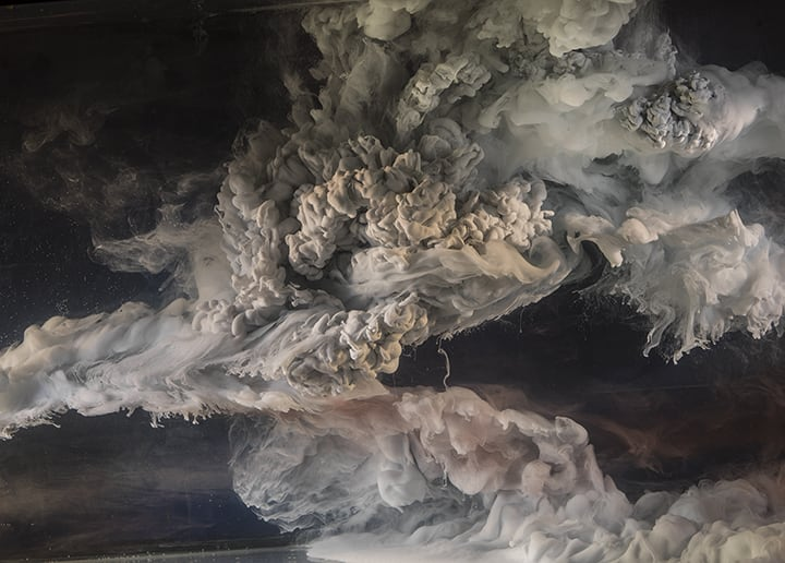 Kim Keever, Abstract 49790, 2019