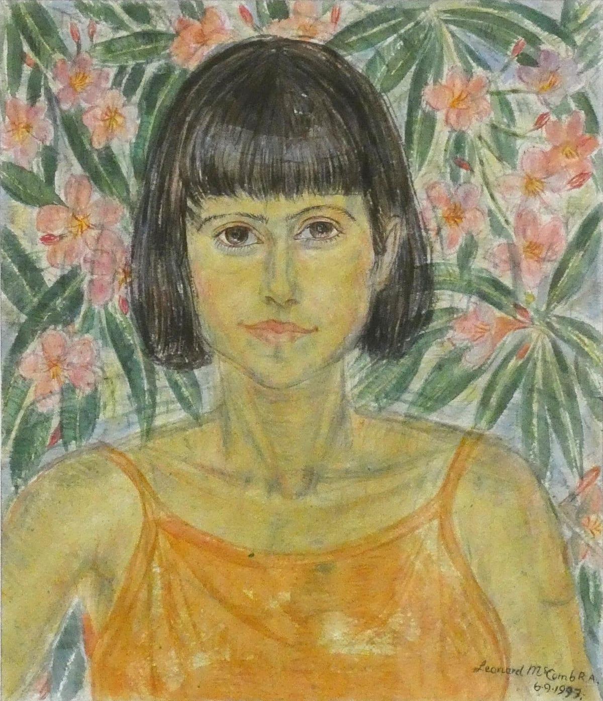 Leonard McComb, Portrait of Paola Ceraglio, 1997