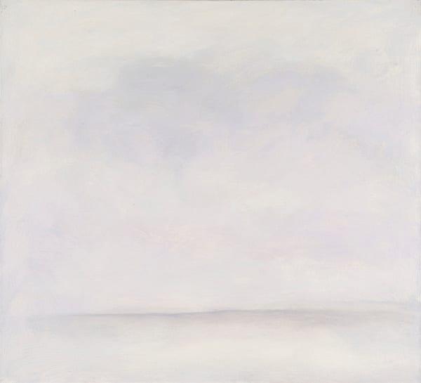 Jon Schueler, Line of Sky, 1977