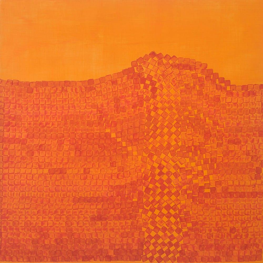 Wilhelmina Barns-Graham, Wave 2, 1967 -70