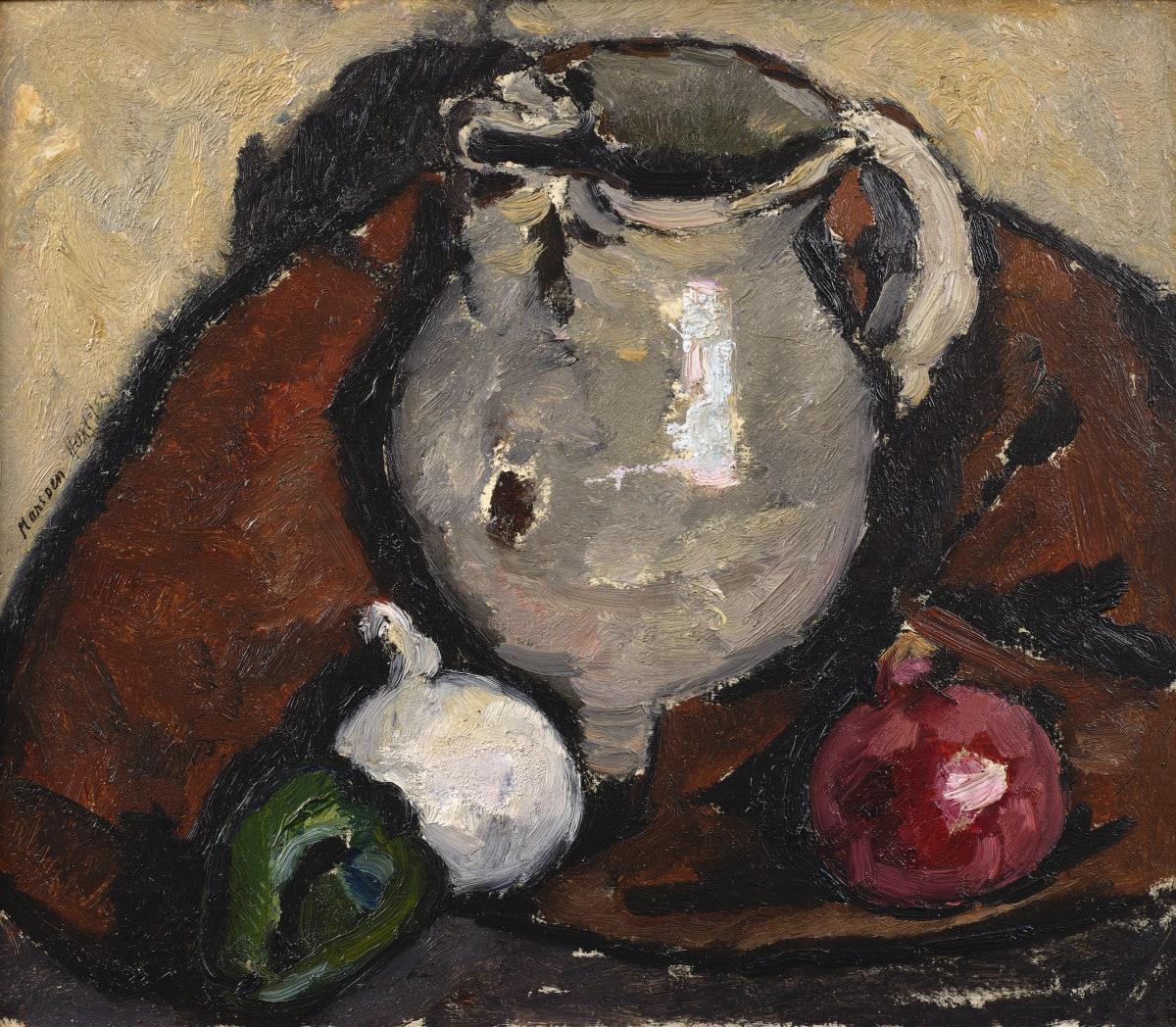Marsden Hartley, Still Life, 1910-1911