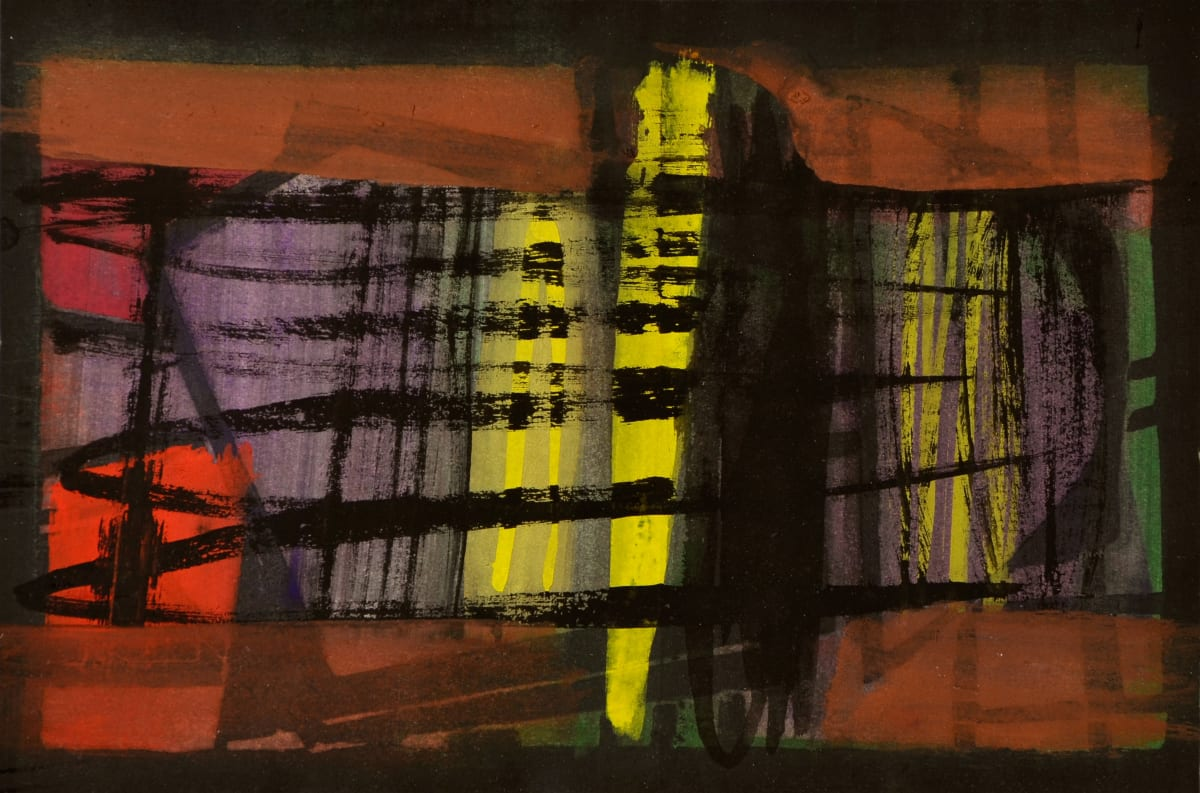 Wilhelmina Barns-Graham, Autumn Landscape, 1958