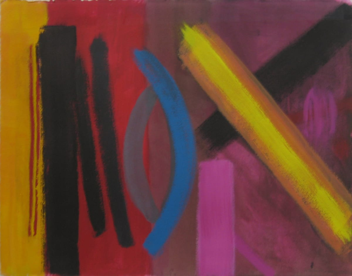Wilhelmina Barns-Graham, Joyful II, 1995