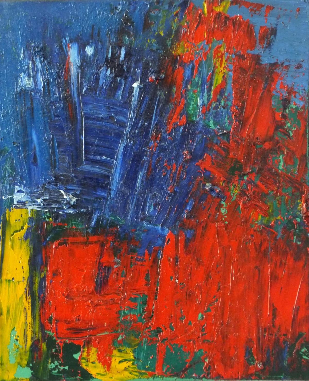 Martyn Brewster, Untitled (Variation series), 1987