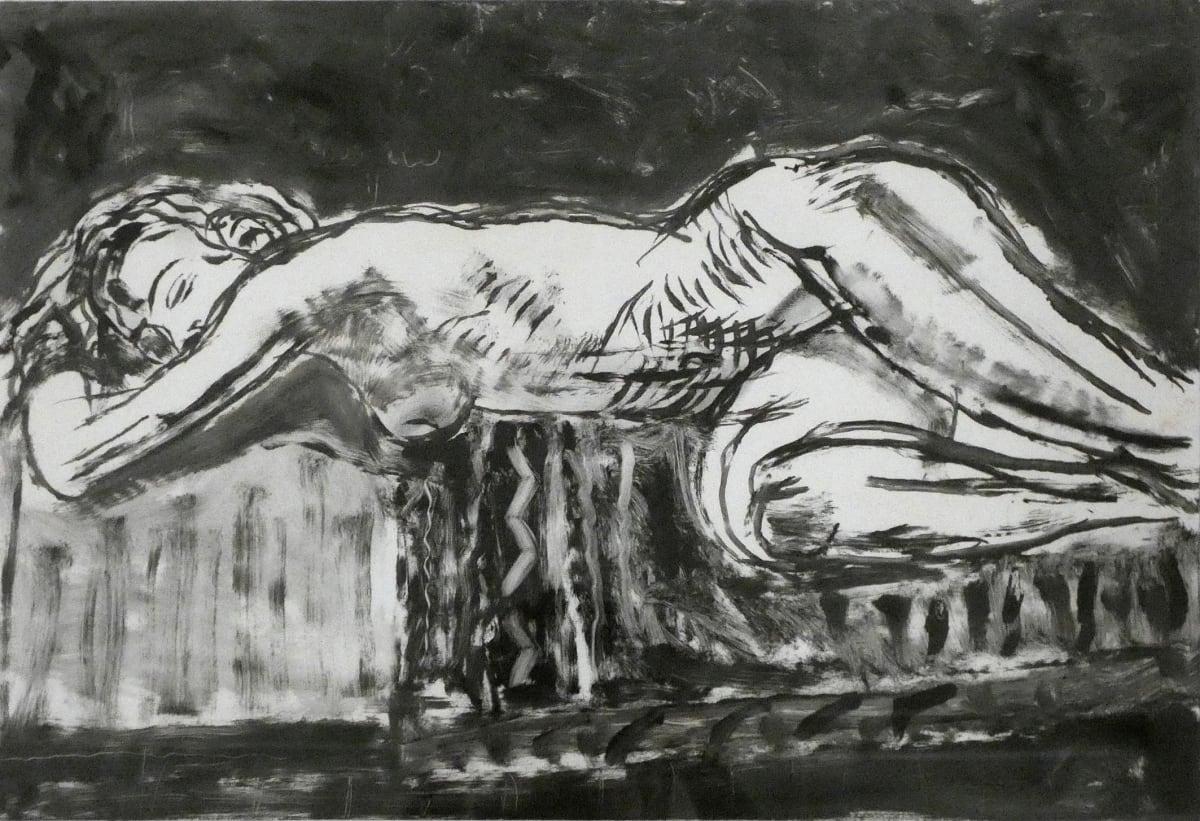 Leonard McComb, Reclining Nude, 2010