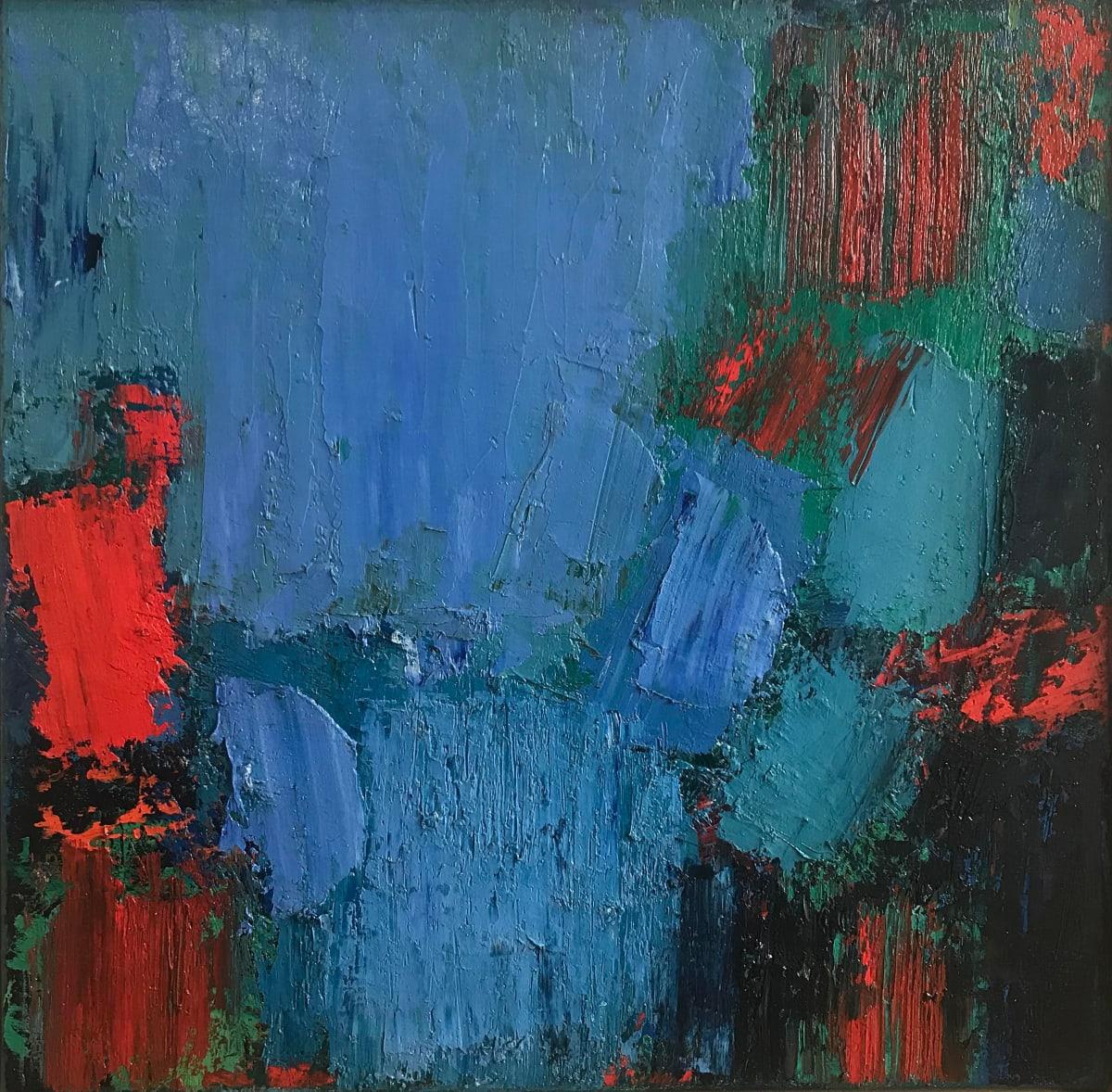 Martyn Brewster, Seaborne Series, No. 7, 1994