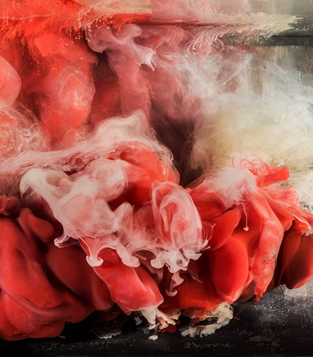 Kim Keever, Abstract 44423c, 2019
