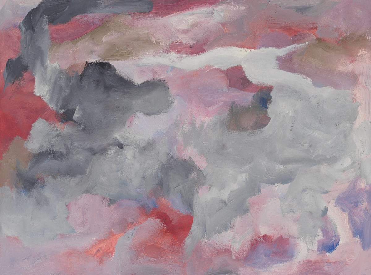 Jon Schueler, Long Descent into Sound of Sleat, 1989