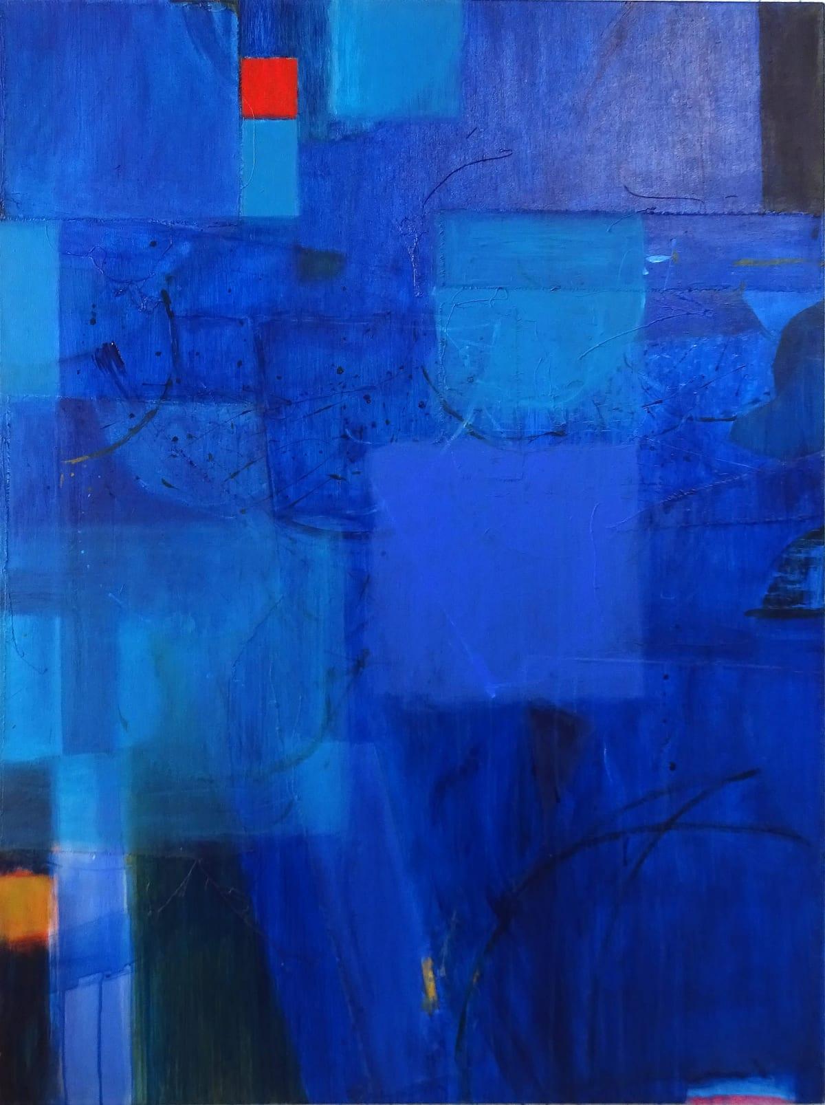 Martyn Brewster, Evening Shadows no. 2, 2019