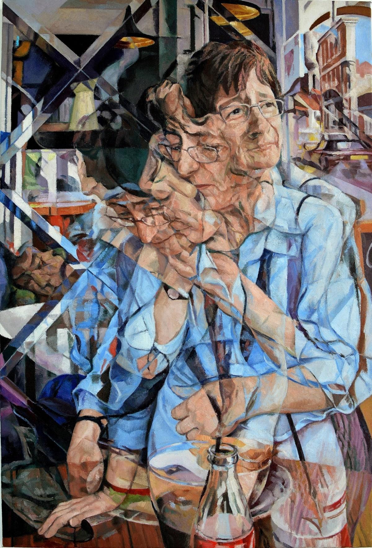 Clive Head, L'Apres Midi d'une Femme, 2017