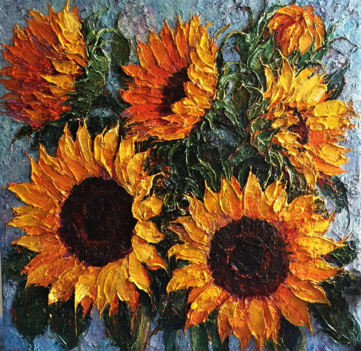 Lana Okiro, Sunflowers