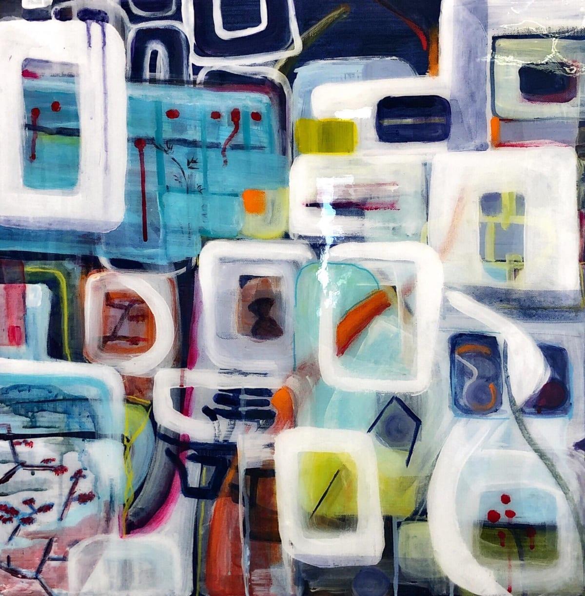 Putney School of Art and Design, Kira Behnert, Floating Memories
