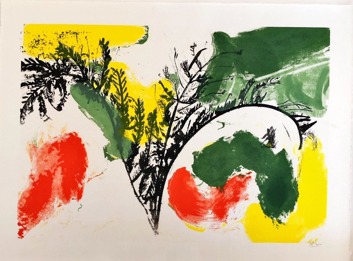 Putney School of Art and Design, Ghislaine de Give, Transy Phacelia Orange