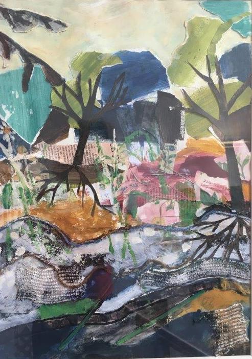 Putney School of Art and Design, Joanna Beckittt, Below the Trees